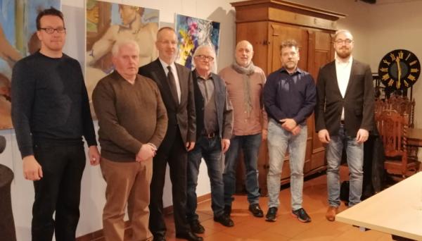 Vorstand SPD Ortsverein Geisenheim-Johannisberg