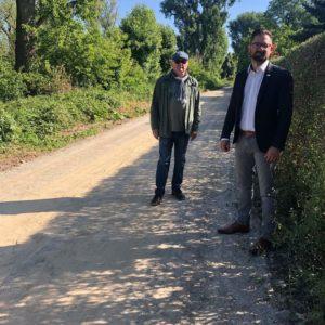 Wegesanierung Quetschenallee und Mauerackerweg